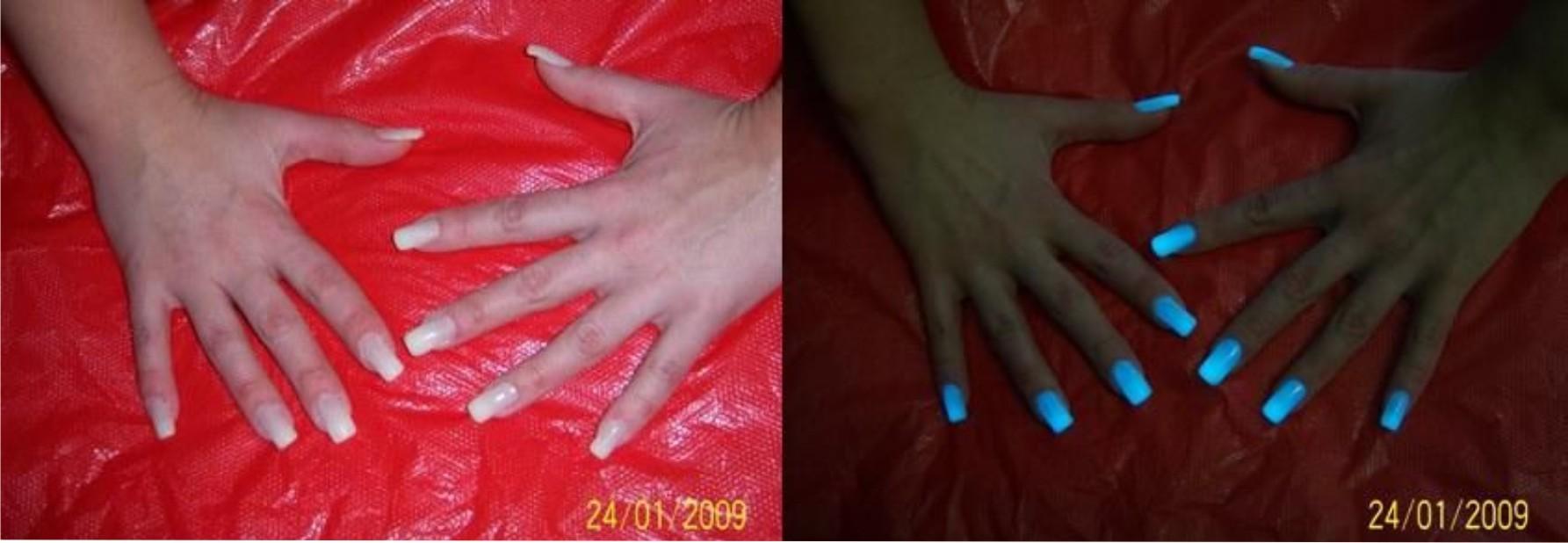Вред от краски ногтей